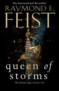 Queen of Storms: Epic sequel to the Sunday Times bestselling KING OF ASHES and must-read fantasy book of 2020! | Kindle Daily Deal - 99p