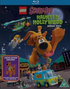 LEGO Scooby-Doo!: Haunted Hollywood (includes Limited Edition LEGO Minifigure) - £6.99 @ Zavvi