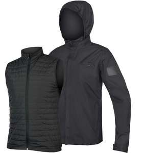 Endura Urban 3 in 1 Waterproof Jacket £79 at Chain Reaction Cycles