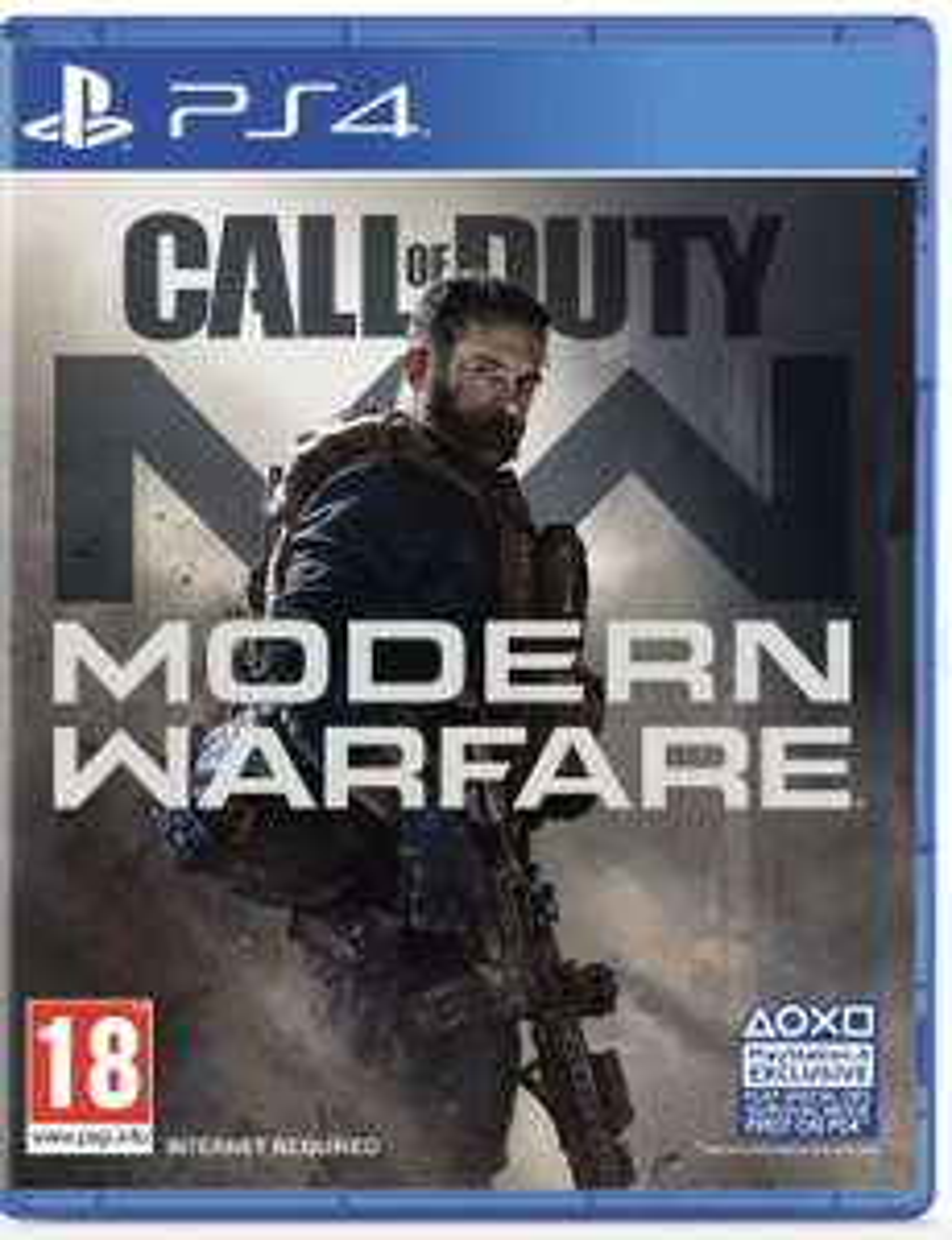 Call of Duty: Modern Warfare PS4 - £30.99 (Free C&C) @ Argos