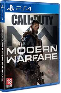 Call of Duty: Modern Warfare PS4 Used (2019) £22 in store OR £23.95 Delivered @ CEX