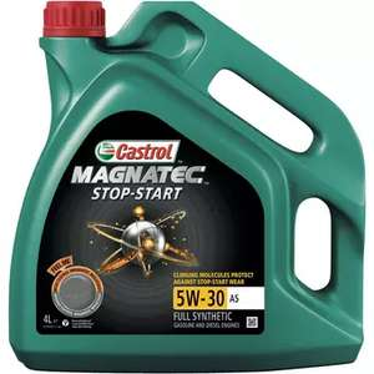 Halfords: Half price on all Castrol Magnatec 4L £17.5 free C&C @ Halfords