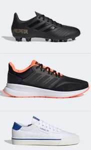 Adidas Trainers & Football Boots £17 IN STORE Adidas outlet Castleford Junction 32 Eg Predator 19.5 / RunFalcon £17 Continental 80 / A.R £22