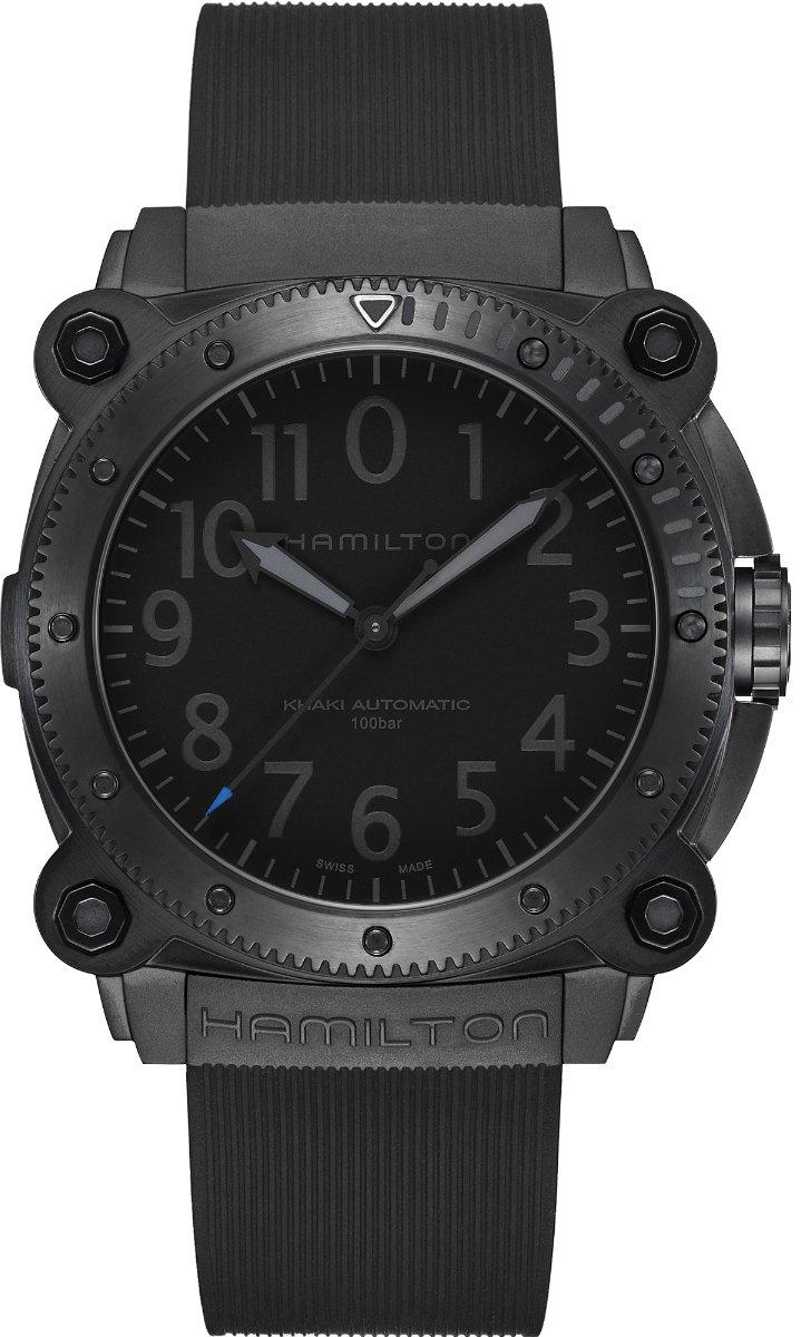 Hamilton Watch Khaki Navy Belowzero Tenet Limited Edition £1,417.50 at C.W. Sellors