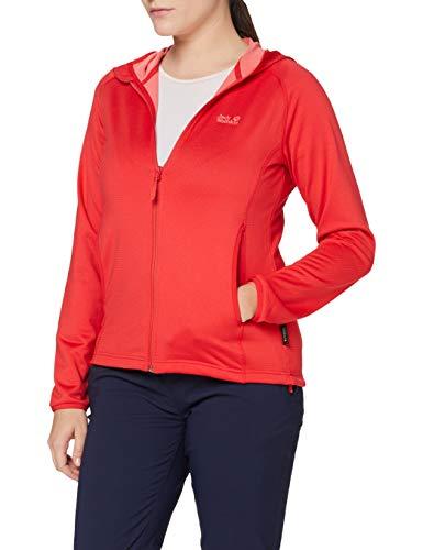 Jack Wolfskin Women's Star Jacket Zip up Top £24.93 @ Amazon