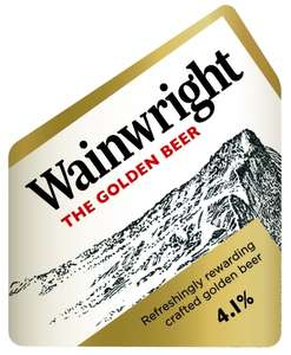 8 x 500ml bottles of Wainwright beer £10 at Booths Burscough