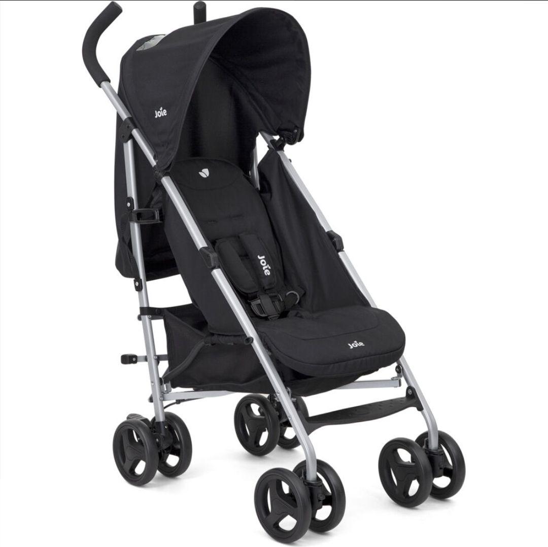 JOIE Coal Nitro Umbrella Stroller £49.99 + £1.99 click and collect @ TK Maxx