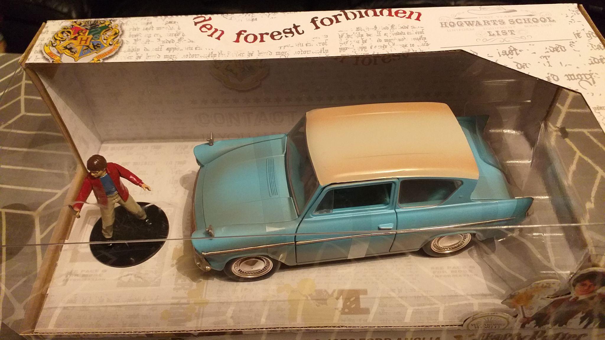Harry Potter & 1959 Ford Anglia - £10 instore @ Tesco