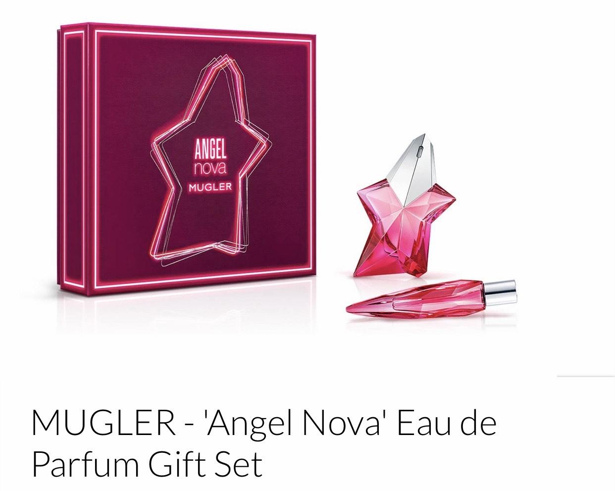 MUGLER - 'Angel Nova' Eau de Parfum Gift Set - £35.32 @ Debenhams