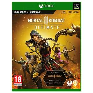 Mortal Kombat 11: Ultimate Xbox One & Xbox Series X - £29.99 delivered @ Smyths Toys