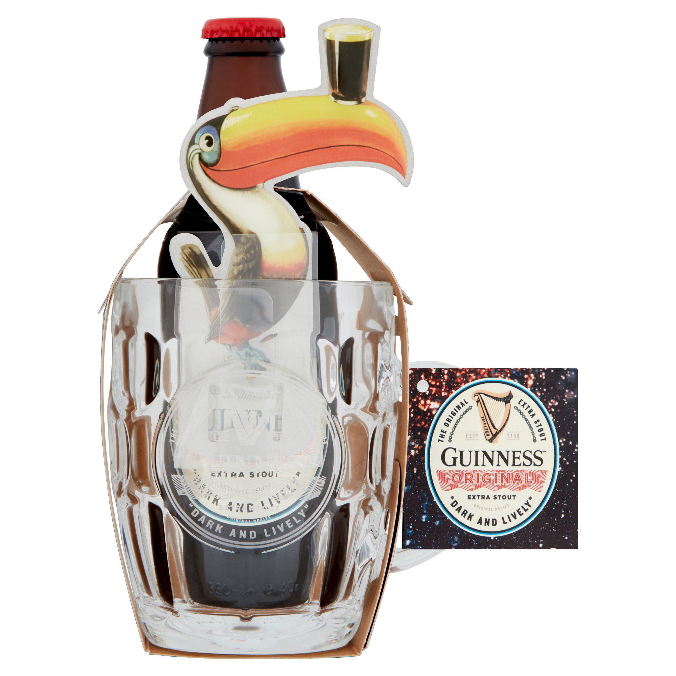 Guinness Tankard, Toucan bottle opener and 330ml of Guinness £3.25 @ Tesco (Derry)