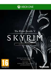 The Elder Scrolls V Skyrim Special Edition on Xbox One - £9.99 Delivered @ Simplygames
