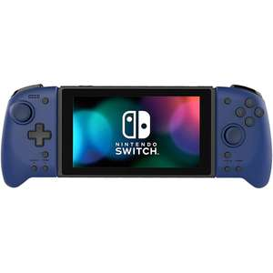 Hori Nintendo Switch Split Pad Pro Controller (Midnight Blue, Volcanic Red or Black) £35.99 delivered using code @ 365Games