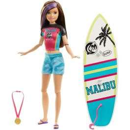 Barbie Skipper Surf Doll Now £17.99 with Free Delivery From BargainMax