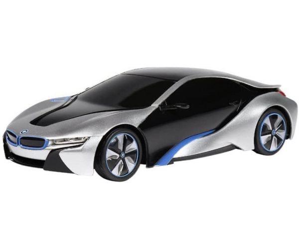 Rastar BMW i8 1:24 Scale Remote Control Car Silver - £12.99 delivered @ Bargainmax