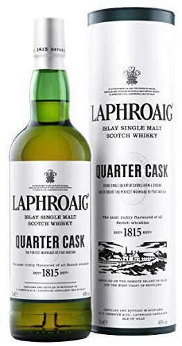 Laphroaig Quarter Cask Single Malt Scotch Whisky, 70cl £31.25 at Amazon