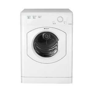 Hotpoint Aquarius TVHM80CP Tumble Dryer 8kg Load - White Direct from Hotpoint Free Recycling 10y parts guarantee £179.99 hotpoint_store ebay