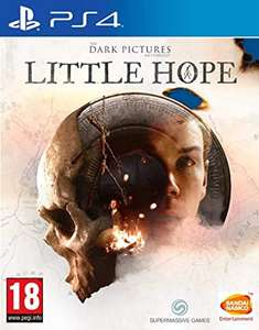 The Dark Pictures Anthology: Little Hope (PS4) £14.99 Delivered @ Simply Games