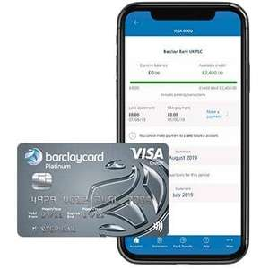 0% Balance Transfer for up to 15 Months (NO fee) + £20 Barclaycard cashback + possible further £20 cashback @ Barclaycard