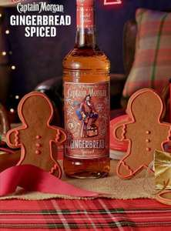 Captain Morgan Gingerbread Spiced Rum £10.50 instore @ Asda Bridgend