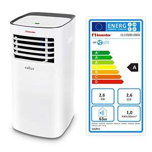 Inventor Chilly 9000BTU Portable Air Conditioner Used - Very Good - £105.16 @ amazon warehouse
