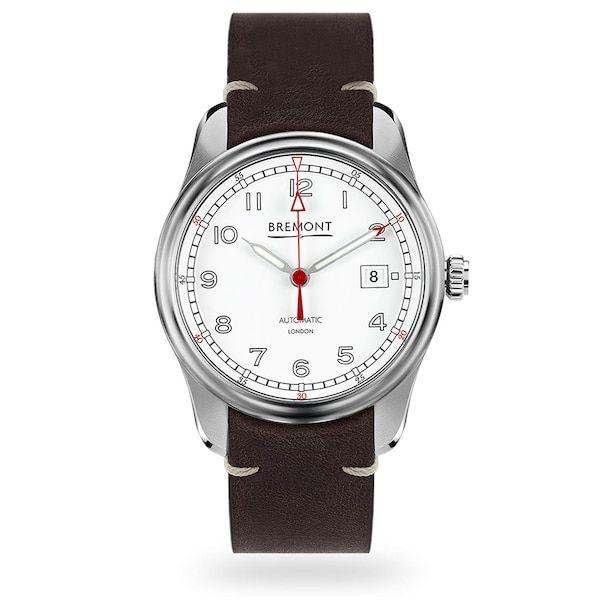 Bremont Airco Mach 1 Men's Watch (AIRCO-MACH-1/WH) - £1,500 @ Mappin & Webb