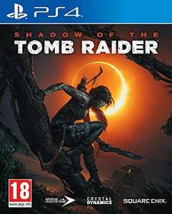 Shadow of the Tomb Raider (PS4) - £8.77 delivered @ Rarewaves