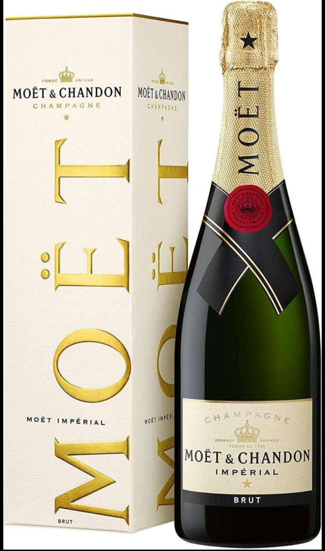 Moët & Chandon Impérial Brut, Gift Box 75 cl - £29 @ ASDA