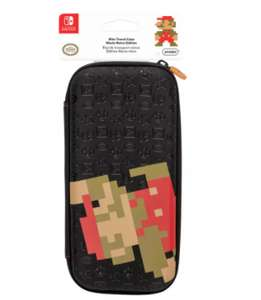 PDP Nintendo switch carry case - Retro Mario £5.99 @ Argos Free click and collect
