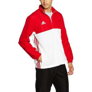 adidas T16 Team Mens Training Jacket in Red £19.15 Delivered (With Code) @ Start Fitness