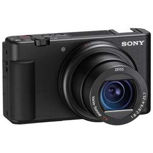 Sony ZV-1 camera with free shotgun mic and memory card £699 @ Clifton cameras