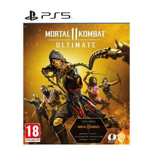 Mortal Kombat 11 Ultimate Edition [PS] £27.95 delivered @ The Game Collection