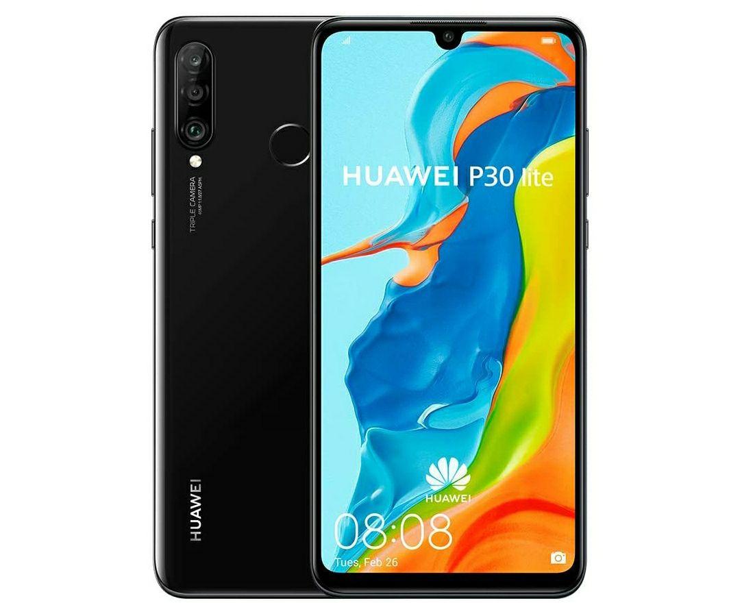 SIM Free Huawei P30 Lite 6.15 Inch 128GB 4GB 48MP Android Mobile Phone - Black Refurbished Smartphone - £135.99 @ Argos / Ebay