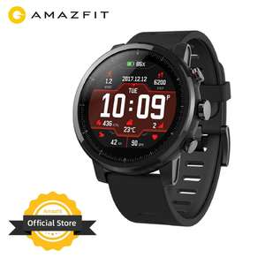 Amazfit Stratos 2 smartwatch /GPS/5ATM/phone-free music for £64.64 delivered @ AliExpress / amazfit Official Store
