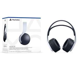 Sony PS5 Pulse 3D Wireless Headset - £89.98 at BT Shop (2% - TCB)