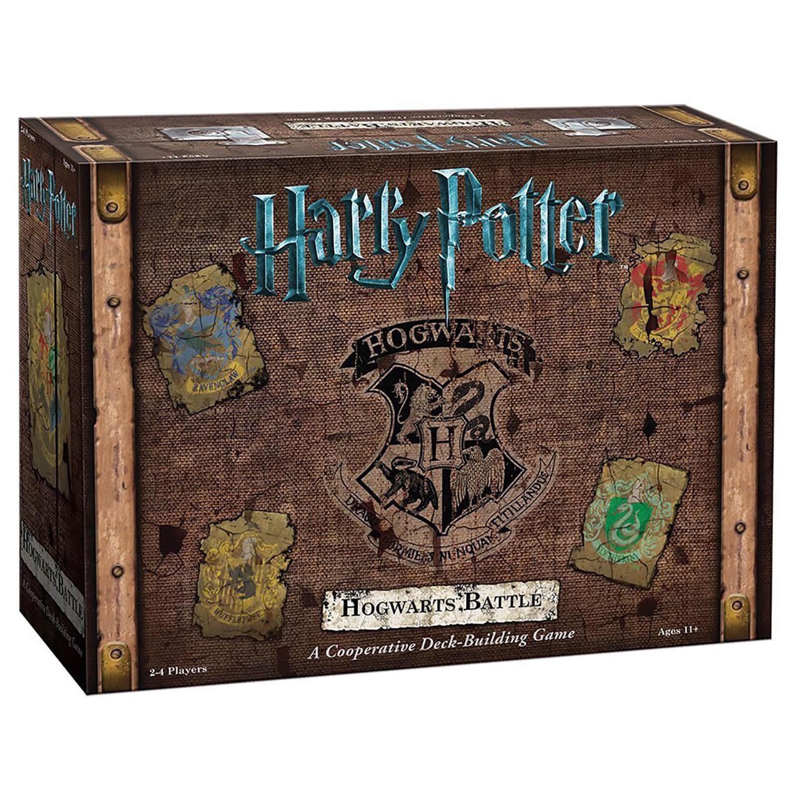 Harry Potter Hogwarts Battle Game £25.38 at IWOOT