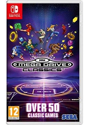SEGA Mega Drive Classics (Nintendo Switch) £16.85 @ Base.com