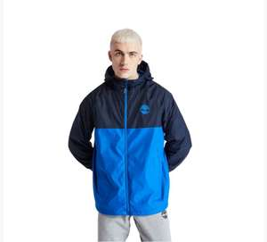 Timberland Waterproof Hooded Shell Jacket Now £60.75 with code Blue / Green / Black Free delivery @ Timberland