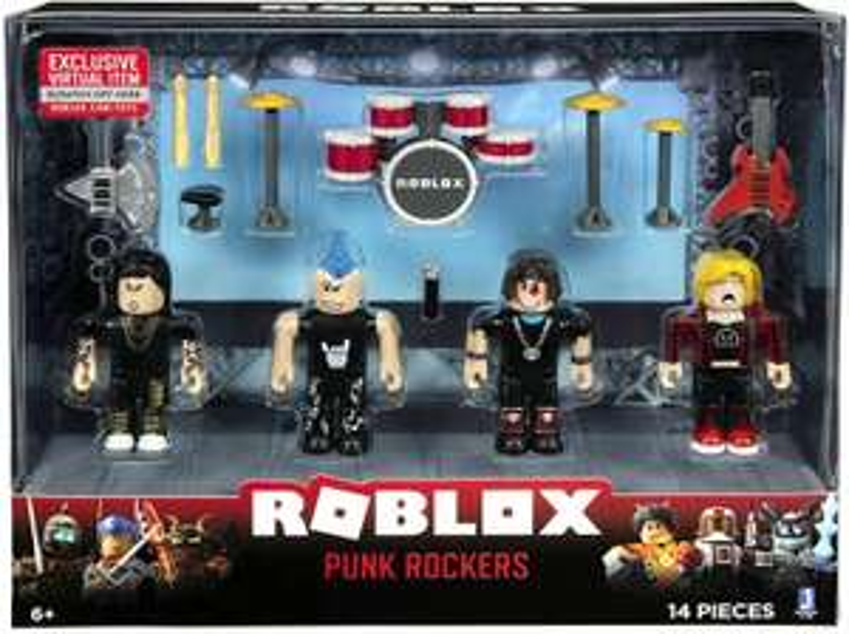 Roblox Punk Rockers Mix & Match Set £17.49 @ ebay / bargainmaxonline