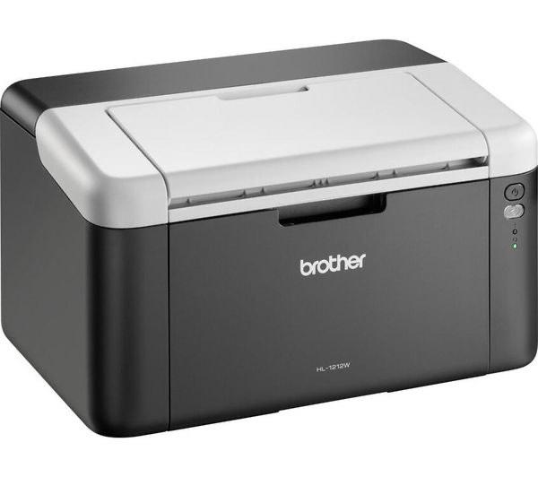 BROTHER HL1212W Monochrome Wireless Laser Printer - £99 @ Currys PC World