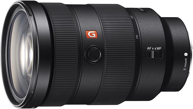 Sony SEL2470GM E-Mount Camera Lens: FE 24-70 mm F2.8 G Master Full Frame Standard Zoom Lens - £1448.20 @ Amazon
