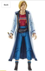 DOCTOR WHO 07035 13th Action Figure For £4 Prime (+4.49 Non prime) @ Amazon