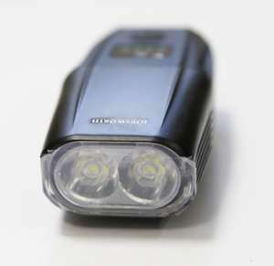 Jobsworth Superpower 1000 lumen front cycle light £19.99 + £3.99 delivery @ Planet X