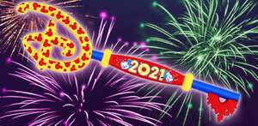 Free 2021 Disney Key with a £20 purchase @ Disney shop