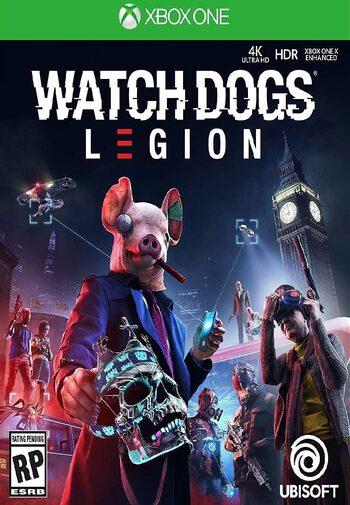 Watch Dogs Legion [Xbox One / Series X/S] £26.43 using code @ Eneba / Kraken Games