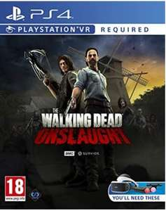 The Walking Dead: Onslaught (PS4) PSVR Required - £15.99 Delivered @ Base