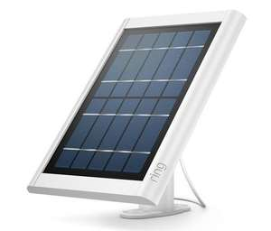 Ring Solar Panel for Stick Up Cam £35.99 + £5 delivery @ ITS