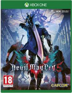 Devil May Cry 5 Xbox One - £11.85 delivered @ Base