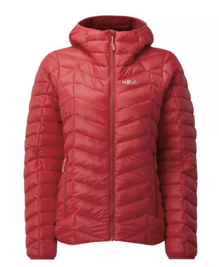 Rab Womens Nimbus Jacket - £72.48 | RAB Mens Nimbus Jacket (Small) - £72.48 Delivered @ Sportpursuit