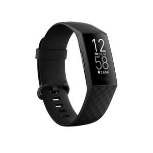 Fitbit Charge 4 Advanced Fitness Tracker with GPS, Swim Tracking £95.98 @ Costco